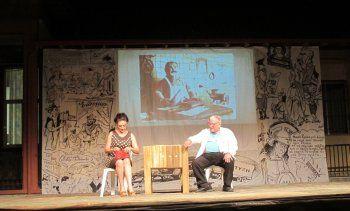 «Ζωή & Κότα με Χαβίτς & με Κορκότα»: Μια «Τιτάνια» Επιθεώρηση στην Πόντια Γλώσσα