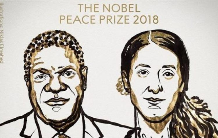 Το... έχασε η «Πολιτική» το βραβείο Νόμπελ Ειρήνης 2018!