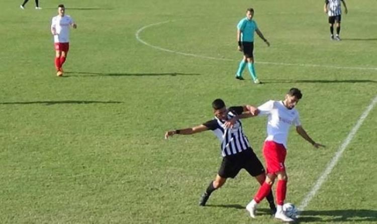 ΝΙΚΗ - ΚΥΜΙΝΑ 1-1, έχασε την ευκαιρία η Αγκαθιά να πάρει την δεύτερη συνεχόμενη νίκη της