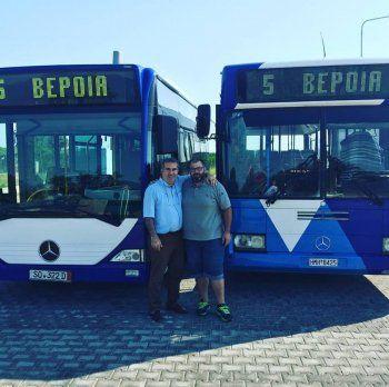 Οι Γερμανοί...ξανάρχονται, έστω και υπό μορφή αστικού λεωφορείου!