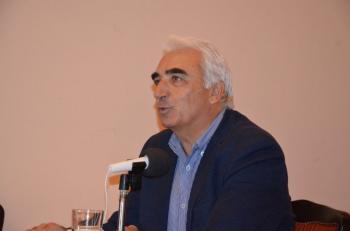 Συνέντευξη του Μιχάλη Χαλκίδη για θέματα του Δήμου Αλεξάνδρειας και τη συμμετοχή του στις αυτοδιοικητικές εκλογές
