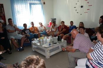 Επίσκεψη κλιμακίου από την Caritas/Irschenberg/Muenchen στην «Πρωτοβουλία για το Παιδί»