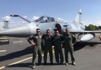 Ένας ημαθιώτης στην παγκόσμια ελίτ των ιπτάμενων πιλότων των πολεμικών αεροποριών του ΝΑΤΟ!