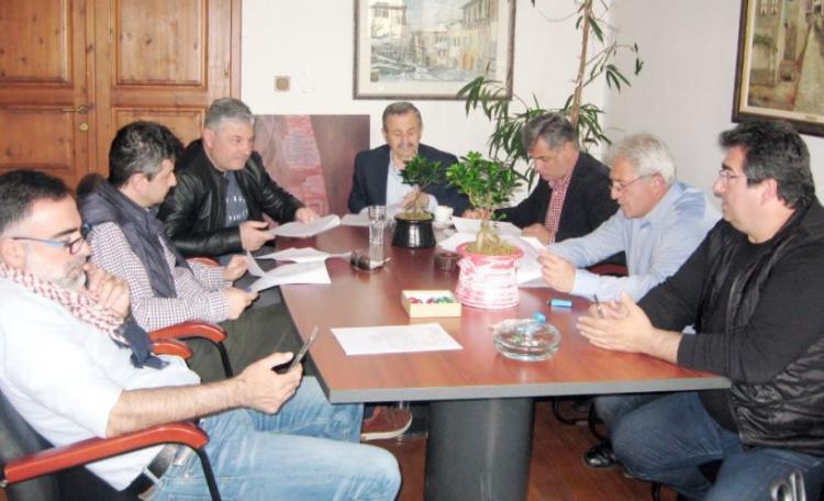 Ομόφωνα ψηφίστηκαν 14 θέματα ημερήσιας διάταξης και 4 έκτακτα στη συνεδρίαση της Οικονομικής Επιτροπής Δ.Βέροιας