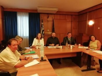 Διυπουργική σύσκεψη για την επίλυση των προβλημάτων της νέας αποστακτικής περιόδου