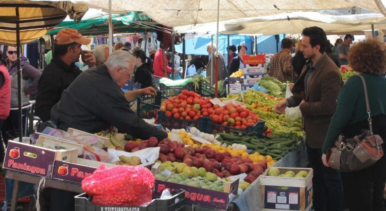 Μετατίθεται η ημέρα λειτουργίας της λαϊκής αγοράς της Βέροιας λόγω εορτασμού της απελευθέρωσης