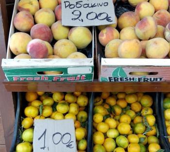 Κοντράστ φρούτων και εποχών!