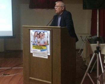 Με μεγάλη επιτυχία ολοκληρώθηκε η ημερίδα για τους εμβολιασμούς παιδιών & ενηλίκων