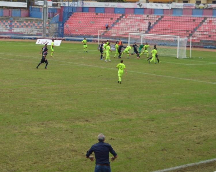 ΒΕΡΟΙΑ - ΤΡΙΓΛΙΑ 0-0, νέο στραβοπάτημα
