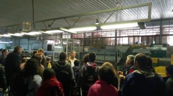 Επίσκεψη του ΕΕΕΕΚ Νάουσας στον Αγροτικό συνεταιρισμό Νάουσας