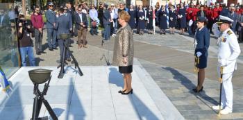 Η Μακεδονία είναι Ελληνική κυρία Κόλια-Τσαρουχά!