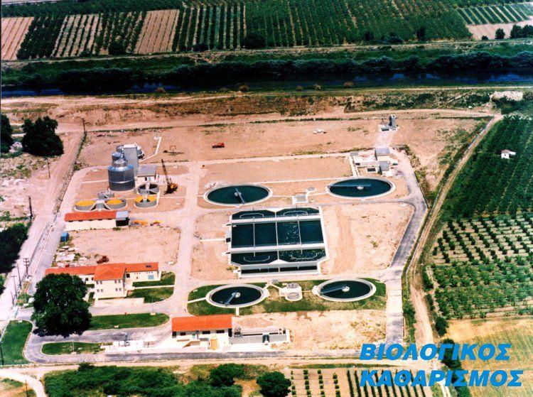 ΔΕΥΑΒ : Συνδέθηκε με το βιολογικό καθαρισμό ο συνοικισμός Πανόραμα του Δήμου Βέροιας