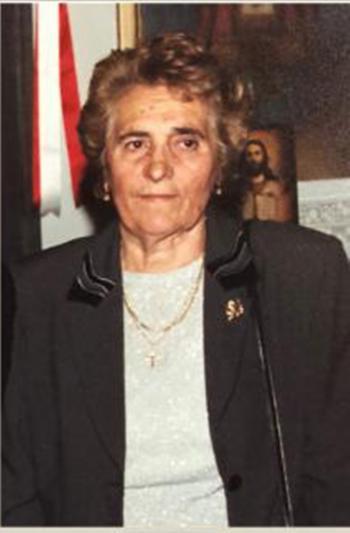 Σε ηλικία 88 ετών έφυγε από τη ζωή η ΣΤΟΛΤΙΔΟΥ ΓΕΩΡΓΙΑ