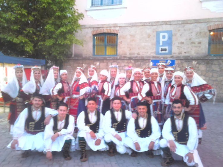 Το Λύκειο των Ελληνίδων Βέροιας στο 2ο Φεστιβάλ Παραδοσιακών χορών του Δήμου