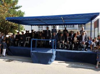 Με λαμπρότητα εορτάστηκε η 106η επέτειος απελευθέρωσης της Αλεξάνδρειας, χθες Πέμπτη, 18 Οκτωβρίου