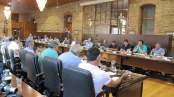 Με 47 θέματα ημερήσιας διάταξης συνεδριάζει τη Δευτέρα το Δημοτικό Συμβούλιο Βέροιας
