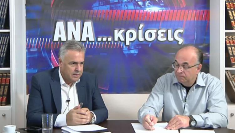Δ.Διαμαντόπουλος, αποκλειστικό : «Ο τρόπος της σχολικής μεταφοράς έχει κλείσει πλέον τον κύκλο του»
