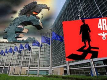 Για ποια Ευρώπη των λαών μιλάτε, κυρίες και κύριοι...βολεμένοι;