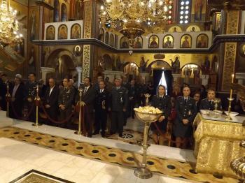 Εορτάστηκε η «Ημέρα της Αστυνομίας» και του Προστάτη του Σώματος Αγίου Αρτεμίου