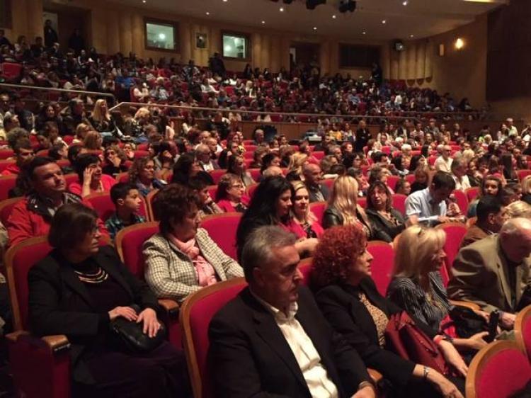 Μεγάλη τιμητική διάκριση για το δημοτικό σχολείο Κουλούρας από το Δήμο Βέροιας
