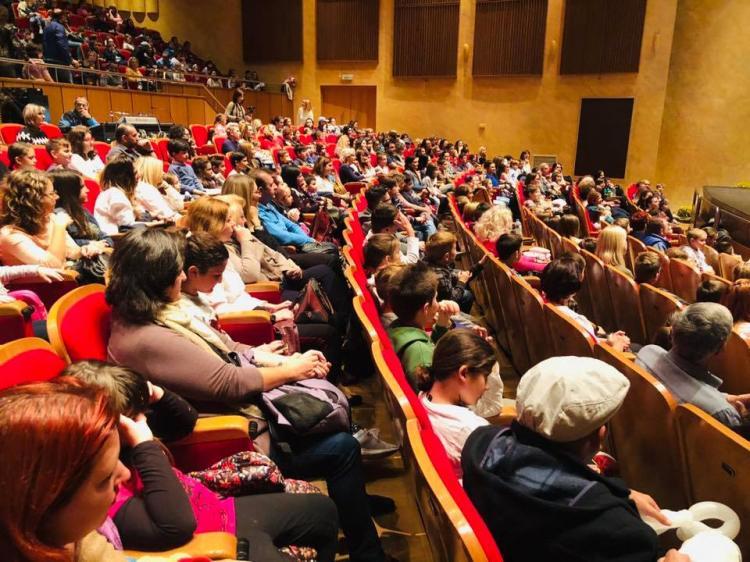 Απολογισμός του 7ήμερου Διεθνούς Φεστιβάλ Κουκλοθέατρου και Παντομίμας Βέροιας