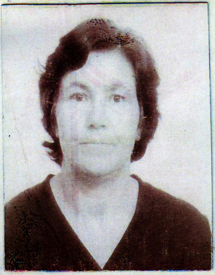 Σε ηλικία 87 ετών έφυγε από τη ζωή η ΚΩΝΣΤΑΝΤΙΑ ΖΗΣΗ ΓΟΥΜΕΝΗ