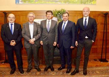 Τοποθέτηση προέδρου ΕΣΕΕ κ. Βασίλη Κορκίδη στη συνάντηση των κοινωνικών εταίρων για θέματα ΕΓΣΣΕ