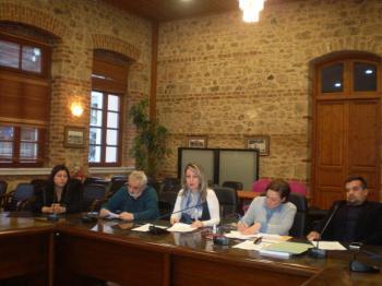 Τι συζητήθηκε στη χθεσινή συνεδρίαση της Δημοτικής Κοινότητας Βέροιας