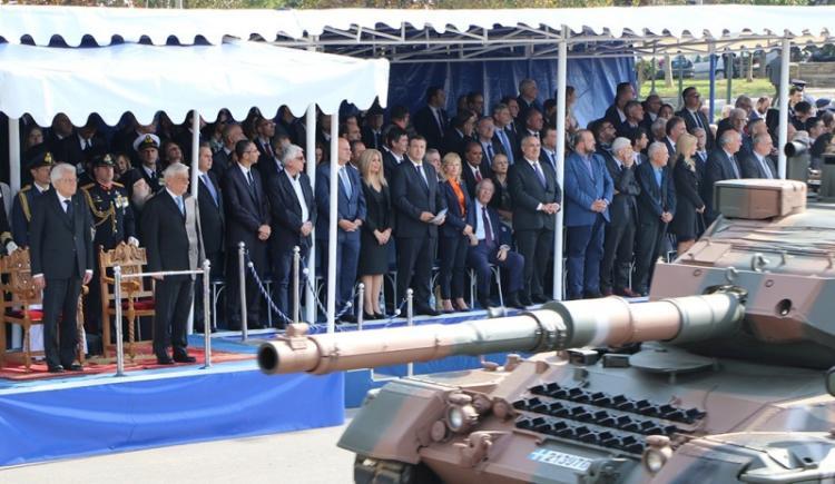 Α.Τζιτζικώστας: «78 χρόνια μετά οι Έλληνες φωνάζουμε ένα νέο μεγάλο ΟΧΙ απέναντι στη συμφωνία των Πρεσπών»