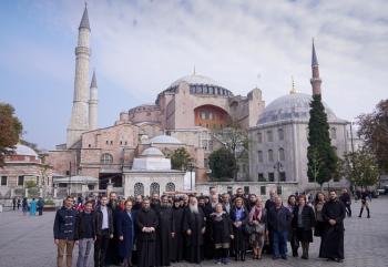 Προσκυνηματική εκδρομή της Ιεράς Μητροπόλεως στην Κωνσταντινούπολη