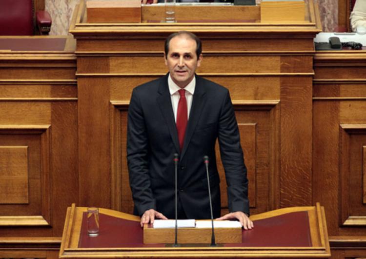Απ. Βεσυρόπουλος : «Κυβέρνηση των φόρων, των κατασχέσεων και των πλειστηριασμών η κυβέρνηση Τσίπρα»