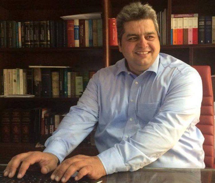 Υποψήφιος πρόεδρος για το δικηγορικό σύλλογο Βέροιας ο Θεόκτιστος Πιπερόπουλος