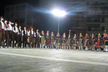 Με θαυμάσια εμφάνιση η Θρακική Εστία Βέροιας στο 2ο φεστιβάλ παραδοσιακών χορών Δήμου Βέροιας