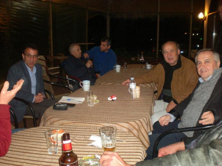 Κ. Λαπαβίτσας : «Θα πρέπει να αλλάξει το παραγωγικό μοντέλο της χώρας, με στροφή στον πρωτογενή τομέα»