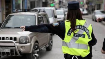 Κυκλοφοριακές ρυθμίσεις σήμερα επί της οδού Μητροπόλεως στη Βέροια