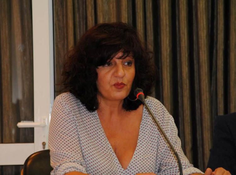 Δήλωση της Φρ.Καρασαρλίδου για τη μετεγκατάσταση του τελωνείου Βέροιας στην περιφερειακή αγορά της Κουλούρας