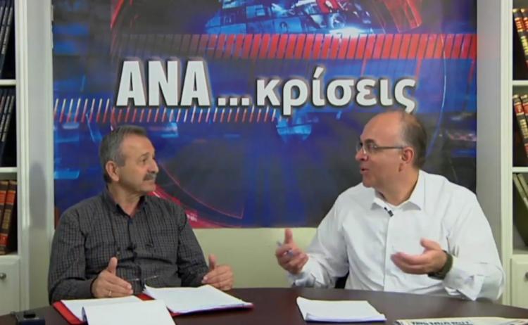 Θανάσης Σιδηρόπουλος : «Απουσιάζουν από τη Βέροια, όσοι λένε ότι δεν έκανε έργο ο Βοργιαζίδης»
