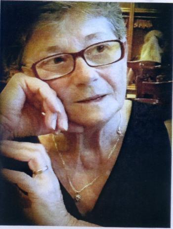 Σε ηλικία 69 ετών έφυγε από τη ζωή η ΑΝΝΑ Ν. ΚΥΡΙΑΚΙΔΟΥ