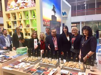 Παρουσίαση της γευστικής Ημαθίας στους επισκέπτες της FILOXΕNIA 2018