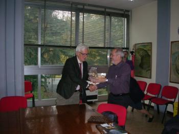 Το 5ο ΓΕΛ Βεροίας στην 1η συνάντηση του «Intergrated Science Labs:The innovation of the scientific didactics»