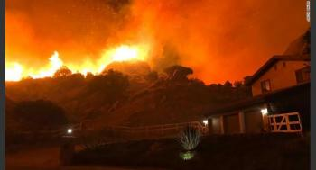 Στους 44 έφτασαν οι νεκροί από τη φωτιά στην Καλιφόρνια