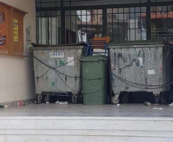 Γιώργος Σοφιανίδης : «Η ντροπή στο μεγαλείο της, στα, υπό κατάληψη, σχολεία μας»!