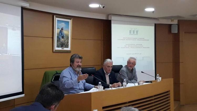 ΠΕΔ-ΚΜ : Υπέρ ενός αναλογικού εκλογικού συστήματος οι Δήμαρχοι της Κεντρικής Μακεδονίας