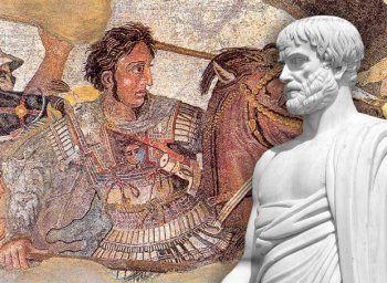 Στους δρόμους του Αριστοτέλη και του Μεγίστου των Ελλήνων, Αλεξάνδρου!