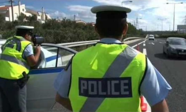 Παράβαση της Εβδομάδας : Έλεγχοι σε 14.767 οχήματα, 4.338 άτομα υπερέβησαν το όριο ταχύτητας