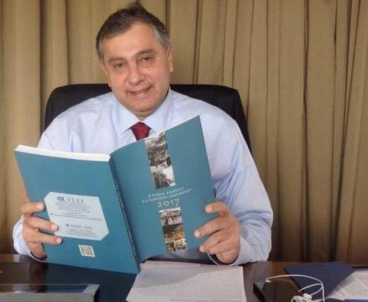 Ανοικτή επιστολή του απερχόμενου προέδρου ΕΣΕΕ Βασίλη Κορκίδη προς όλους τους εμπόρους