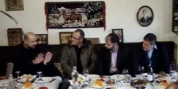 Ν. Κουτσογιάννης : «Μέσω της ελληνογερμανικής συνέλευσης η προμήθεια πυροσβεστικού οχήματος»