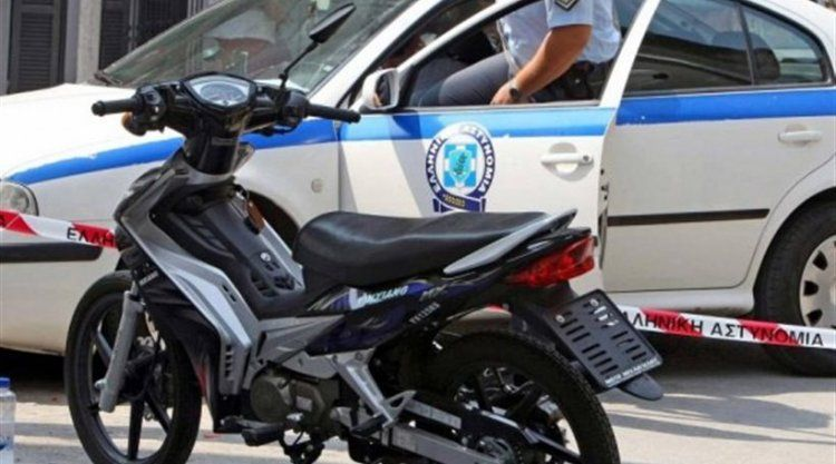Συνελήφθησαν 20χρονος και 27χρονος για κλοπή δίκυκλης μοτοσυκλέτας σε περιοχή της Ημαθίας