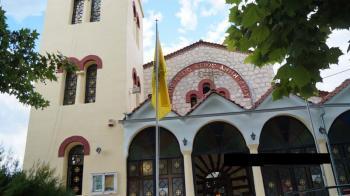 Ιερά πανήγυρις Αγίου Πορφυρίου του Αγιορείτου στον Ι.Ν. Αγίου Δημητρίου Καβασίλων