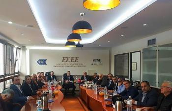Έκανε πράξη την ενότητα των εμπόρων ο νέος πρόεδρος της ΕΣΕΕ!